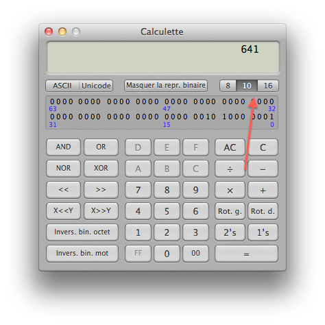 Calculator Icon Mac
