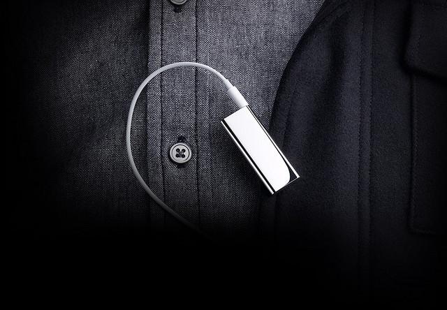 iPod shuffle stainless steel (Aeternitas, FlickR)