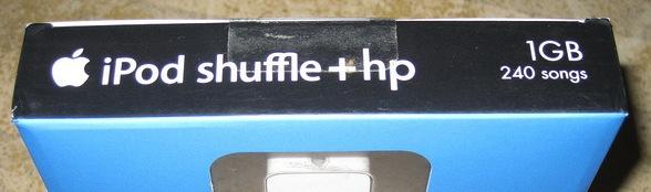 iPod shuffle HP (ihaddish, FlickR)