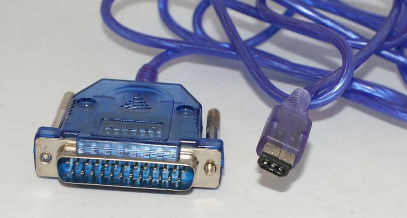 L'adaptateur Camera Link