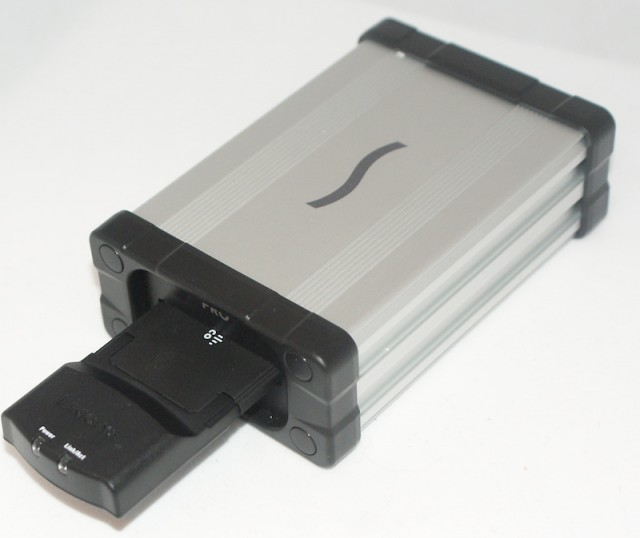 Echo ExpressCard/34 Thunderbolt Adapter & SxS Media Reader