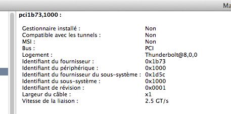 USB 3.0 Fresco