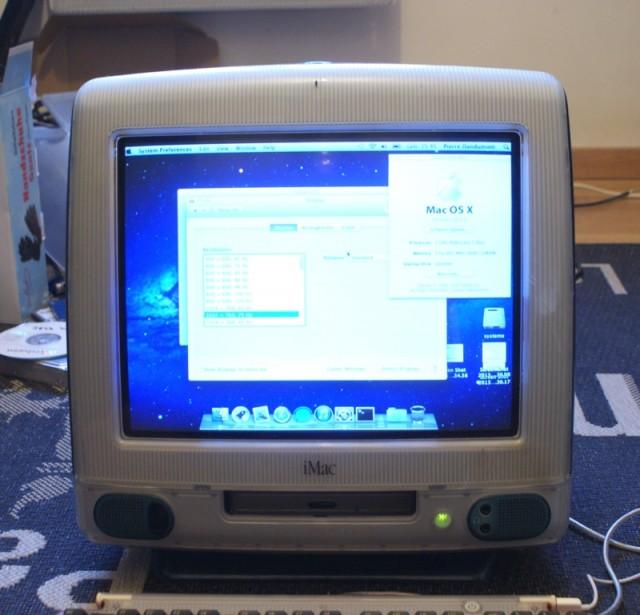 iMac sous Lion