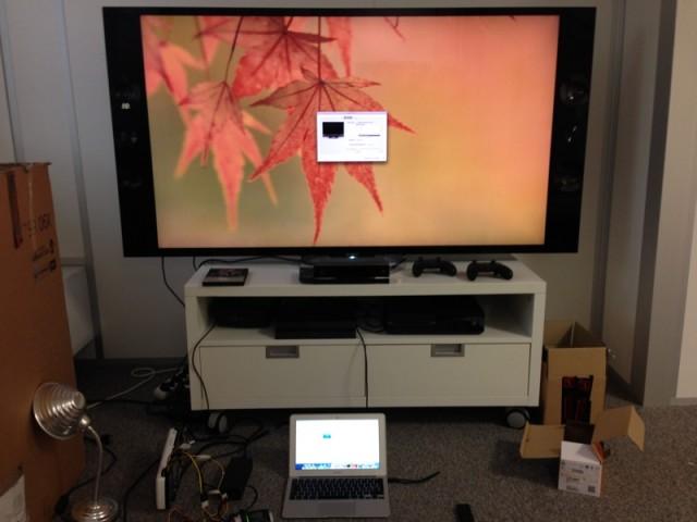 MacBook Air 2012, GPU externe et TV 4K