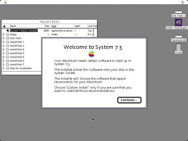 System7.5