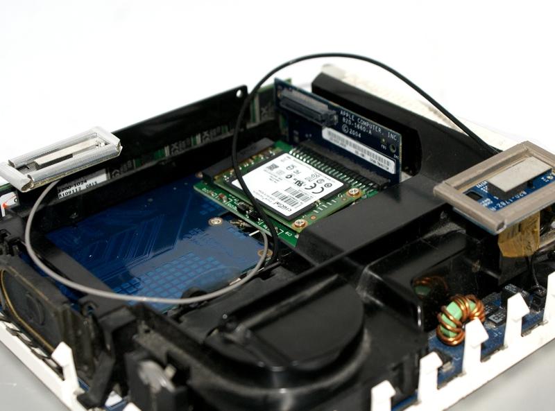 Antennes et SSD