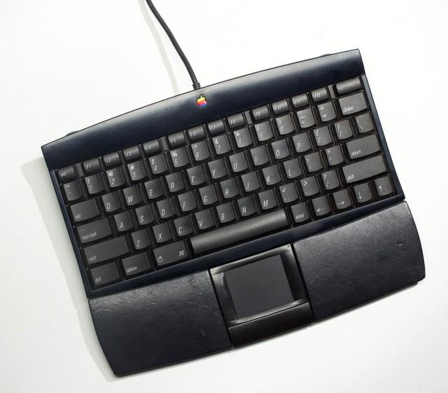 Un clavier de TAM