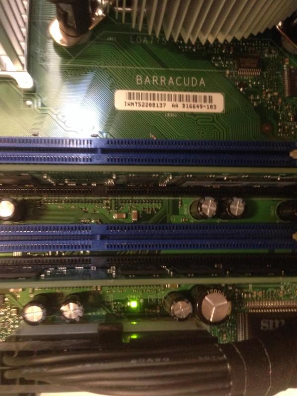 La RAM