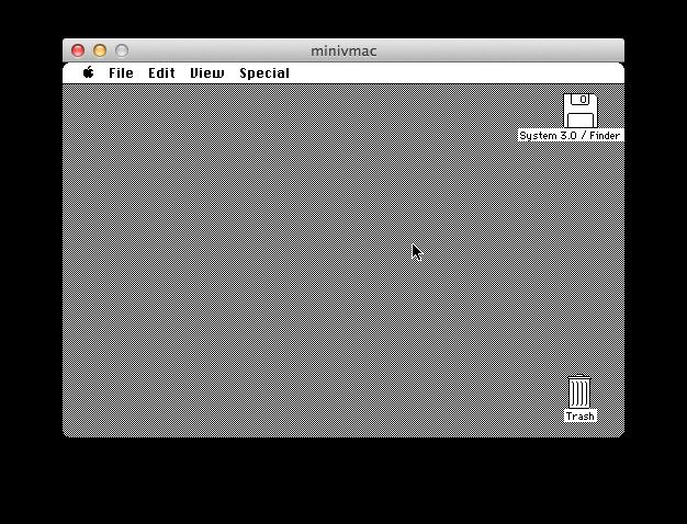 Démarrer sur une image de System 3.0 (400 ko)