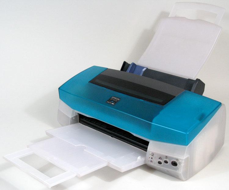 Une Epson 740i