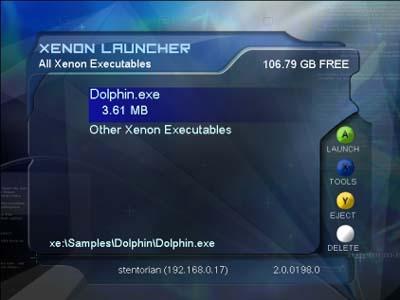 Xenon Launcher