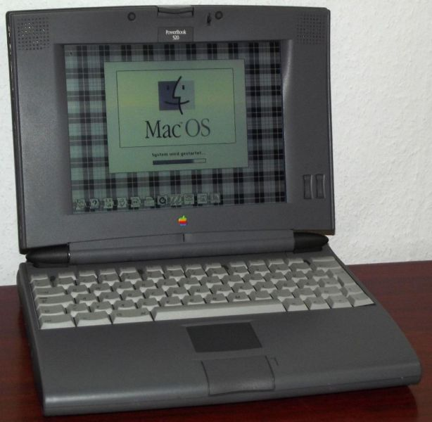 PowerBook 520C