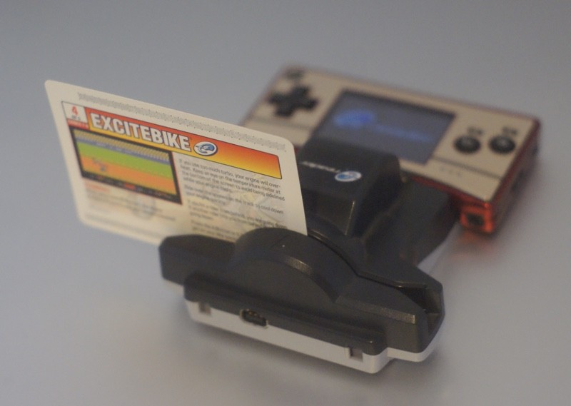 Game Boy Micro et e-Reader