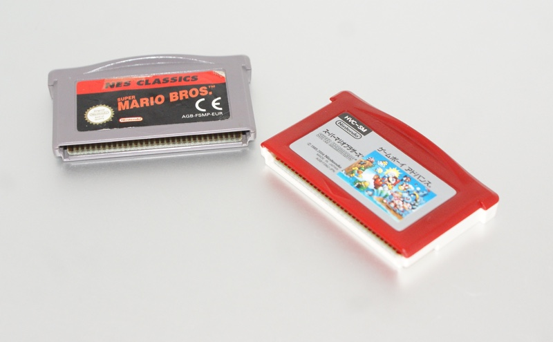 deux cartouches - Telecharger Jeux Game Boy Color
