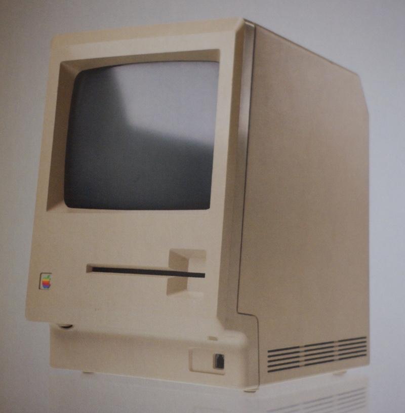 Un Macintosh avec lecteur 5,25 pouces