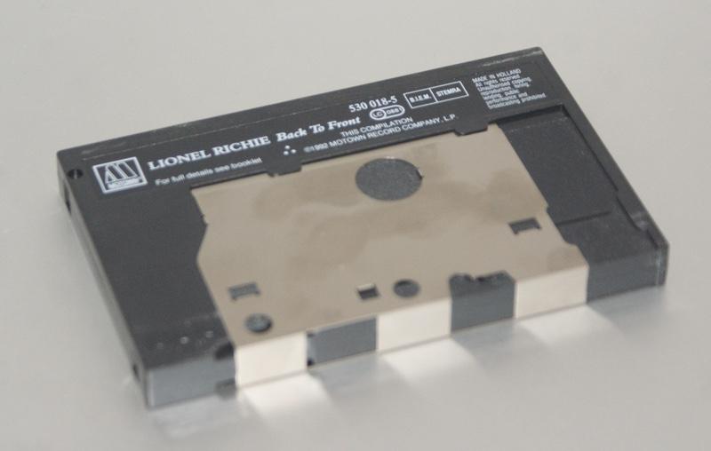 Une cassette DCC