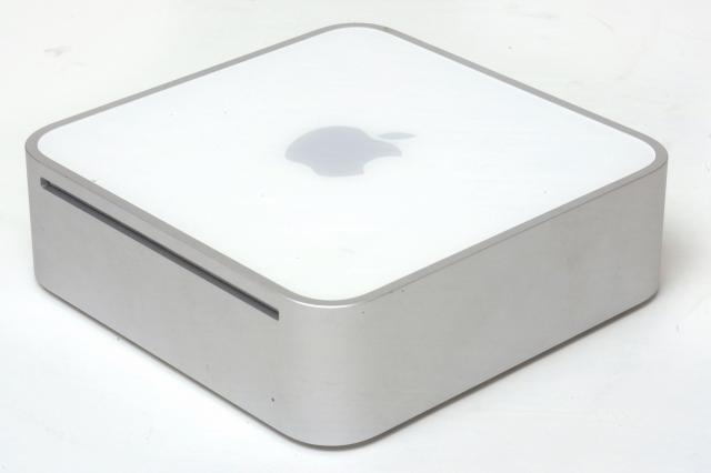 Mac mini : le dernier à passer au 64 bits