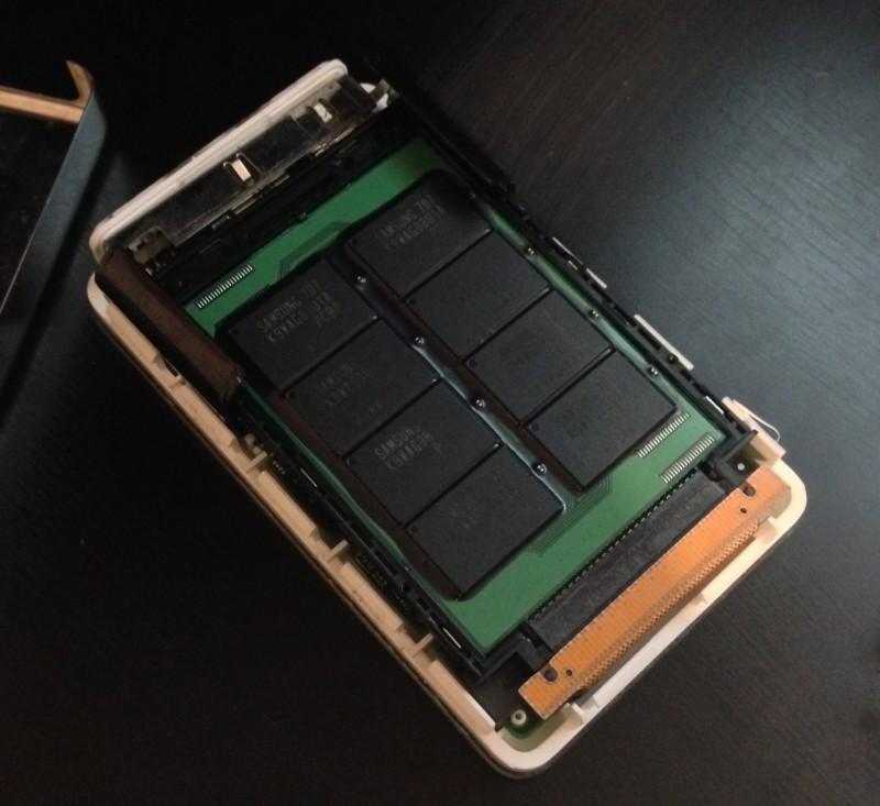 Le SSD ouvert