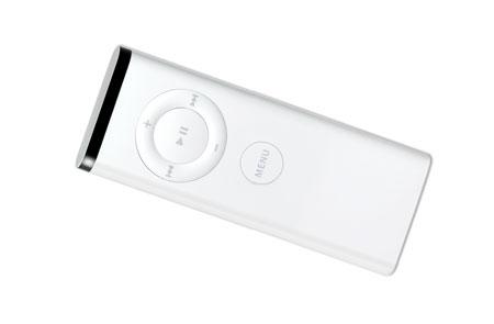 La télécommande Apple du premier Apple TV
