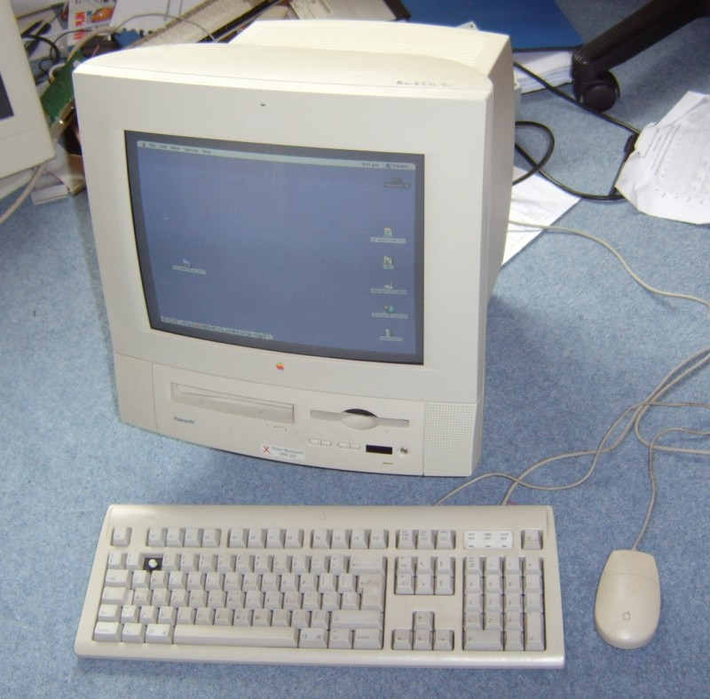Power Macintosh One