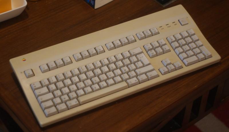 Le meilleur clavier Apple ?