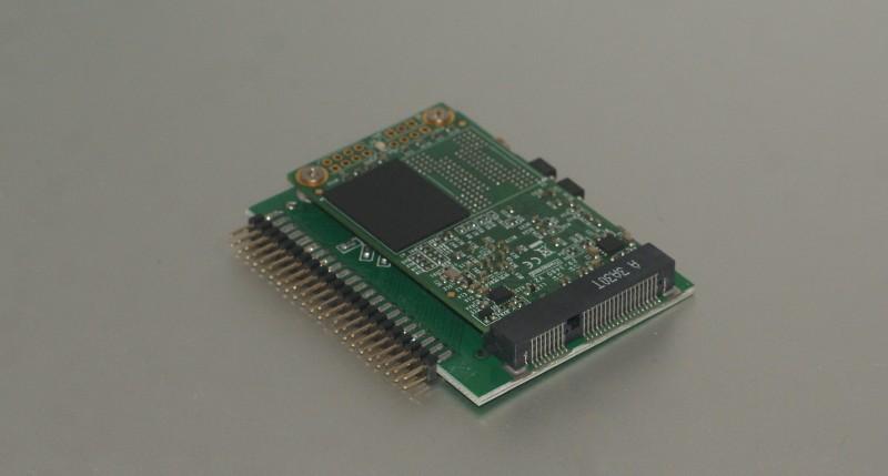Le SSD dans son adaptateur