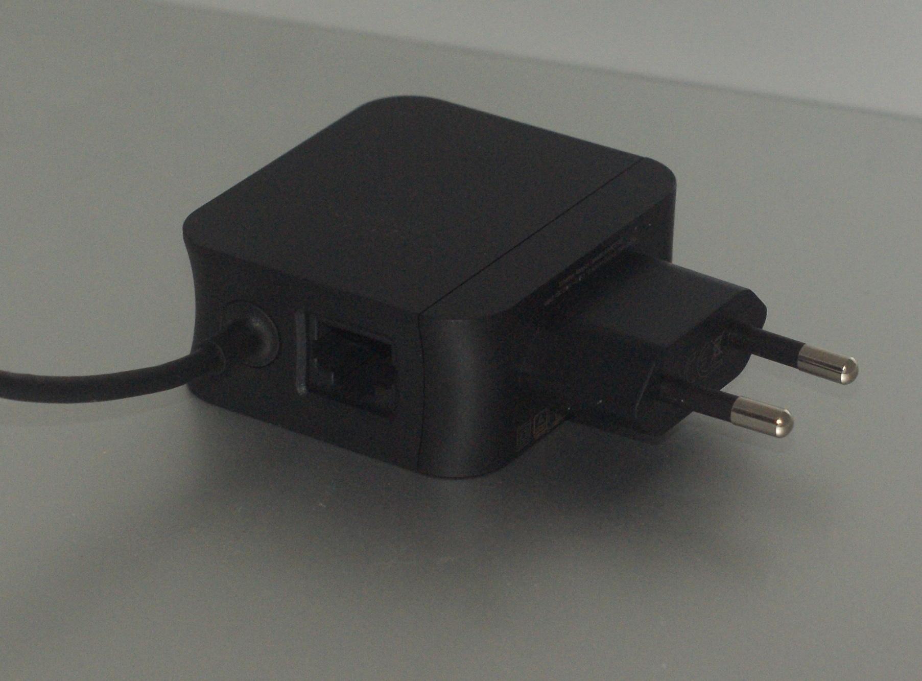 Ethernet et alimentation en même temps pour le Raspberry Pi Zero