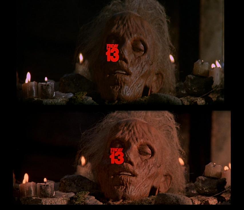 Décalage visible sur les bougies à droite. Et recadrage sauvage sur le master 2009.