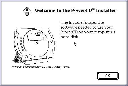 La disquette d'install