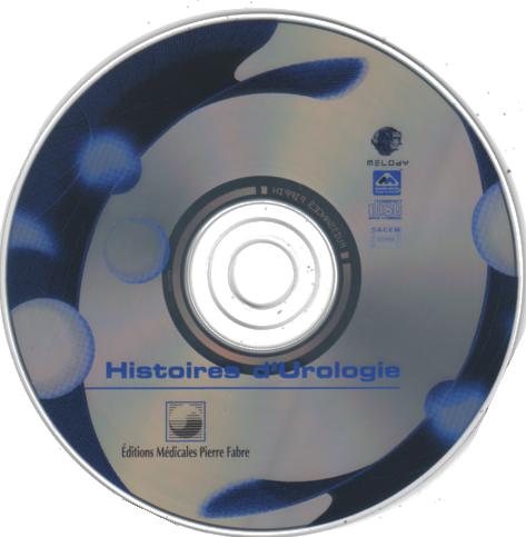 Le CD d'urologie