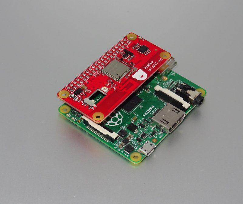 Sur un Raspberry Pi A+