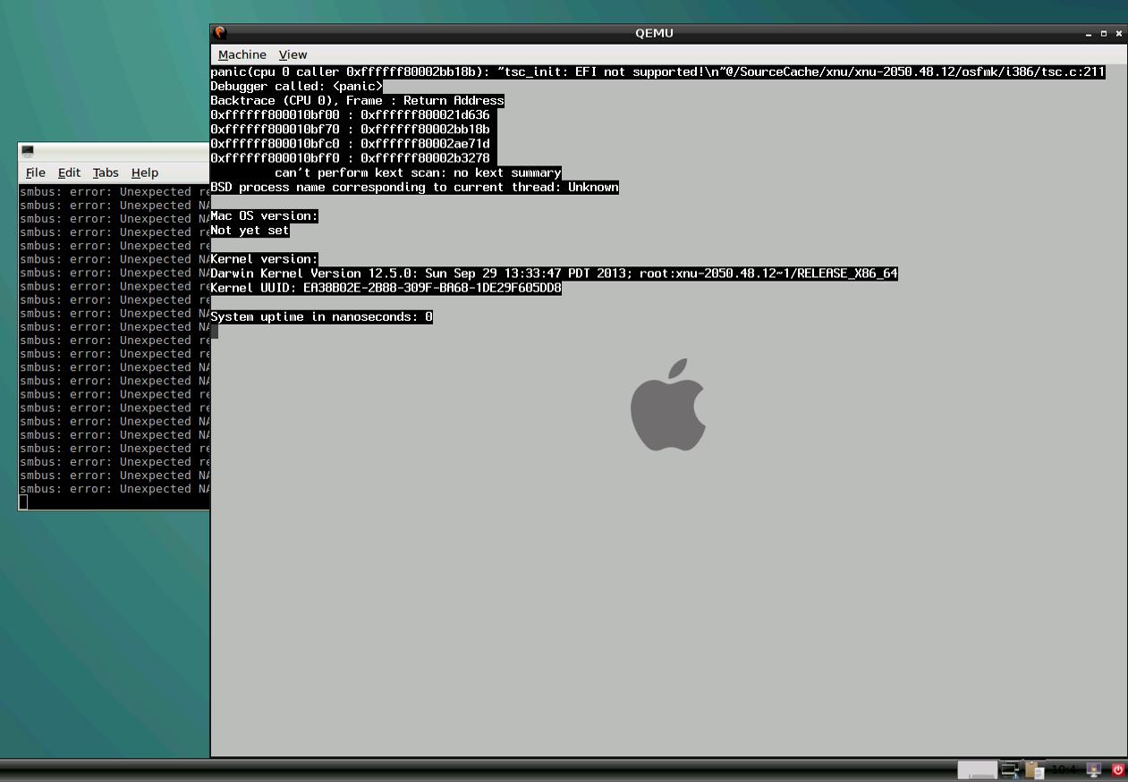 ne pas) Emuler Mac OS X sur un Raspberry Pi 3 avec QEMU | Le