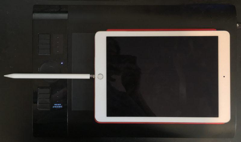 Branché sur l'iPad