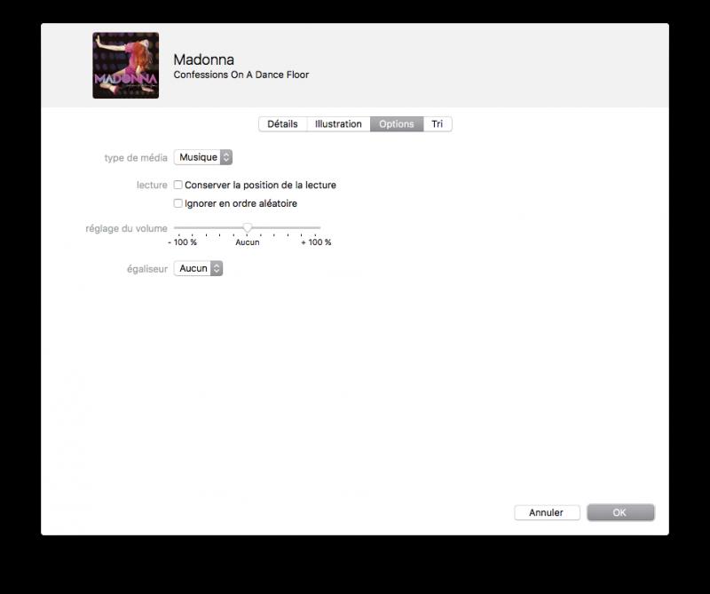 Sous iTunes 12