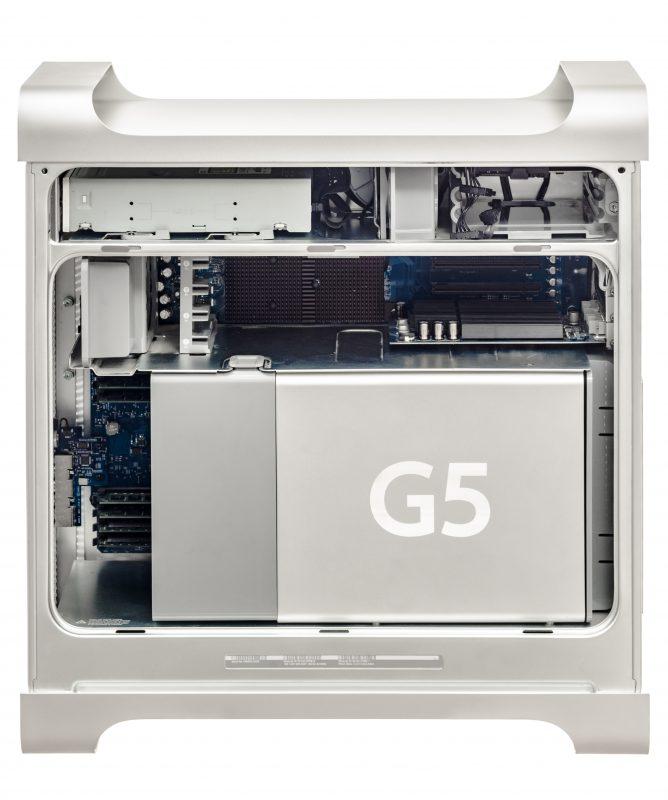 Le Power Mac G5
