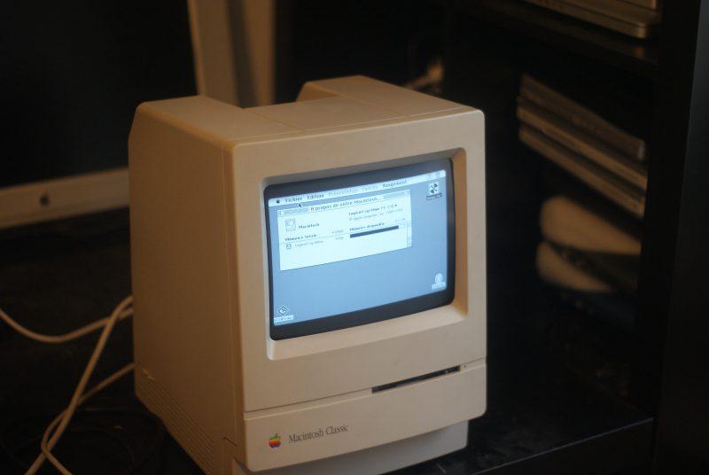 Le Macintosh Classic
