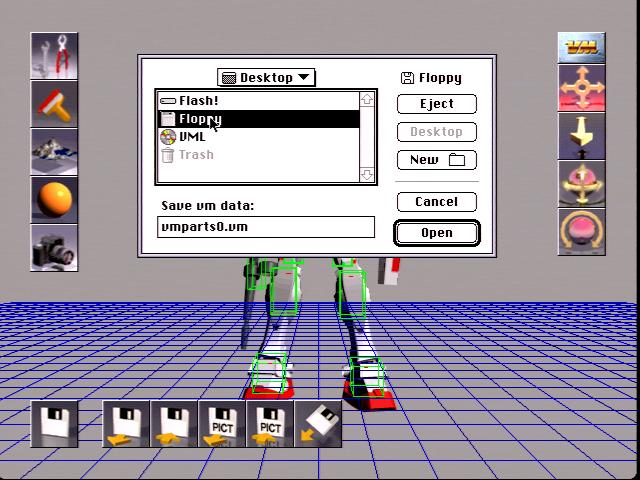 flopy format hfs für mac