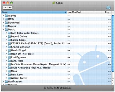 Sansa mtp drivers for mac download