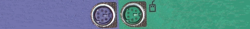Ps-2-ports