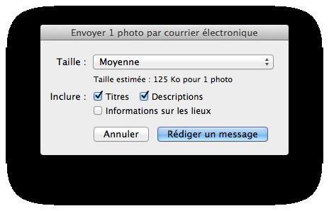 L'interface de Mail (1)