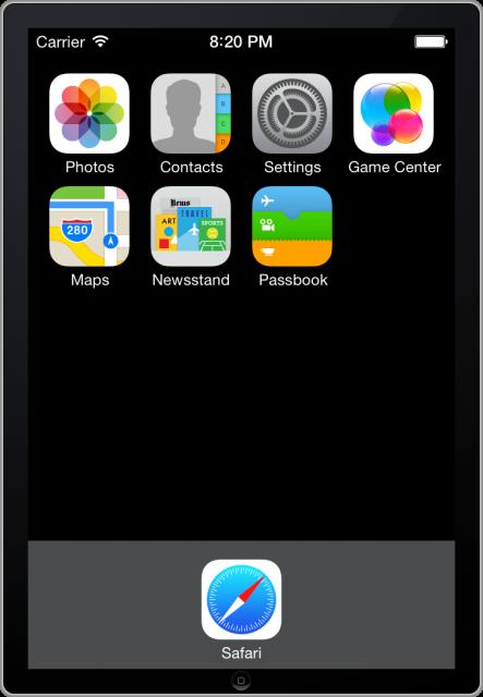 iPhone classique