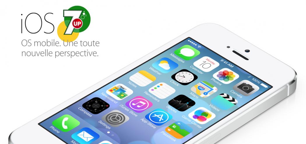 iOS 7 Up