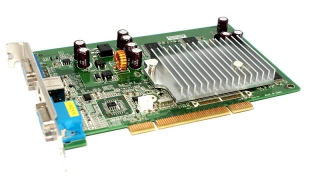 FX 5200 PCI 256 Mo, passive, 2 VGA