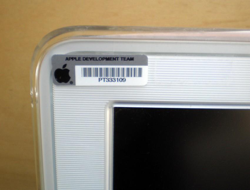 Utilisé chez Apple