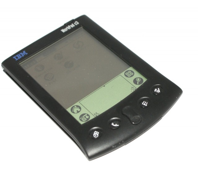 WorkPad C3, alias Palm Vx