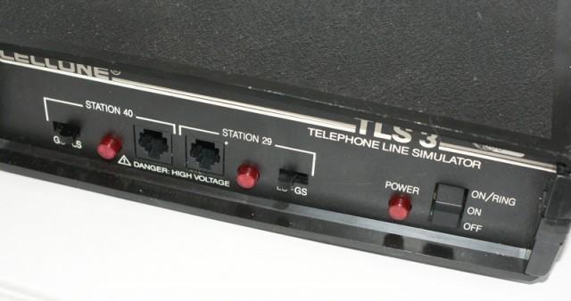 Un simulateur de ligne