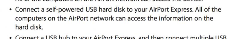 Le support des disques durs