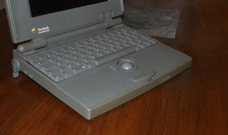Mon PowerBook