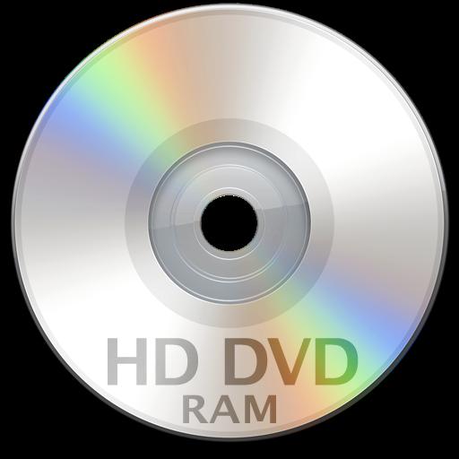 HD DVD-RAM