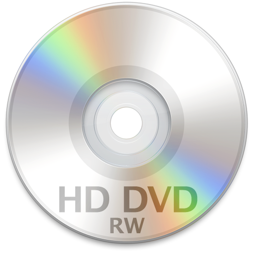 HD DVD-RW